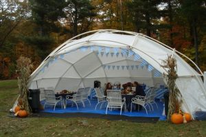 Dome Shaped Tents