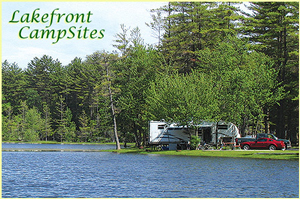 Lakefront Family Camping