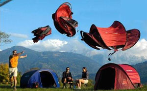 The World of Camping Tents
