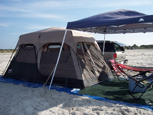 8 Person Instant Tent The Coleman ... & Coleman 14x10 Foot 8 Person Instant Tent