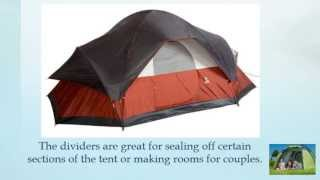 Coleman Red Canyon Tent