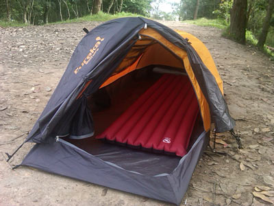 Eureka! Solitaire - Tent (sleeps 1) & Eureka! Solitaire Tent to give you a good nightu0027s sleep