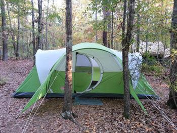 montana 8 persons tent & Coleman Montana 8 Tent