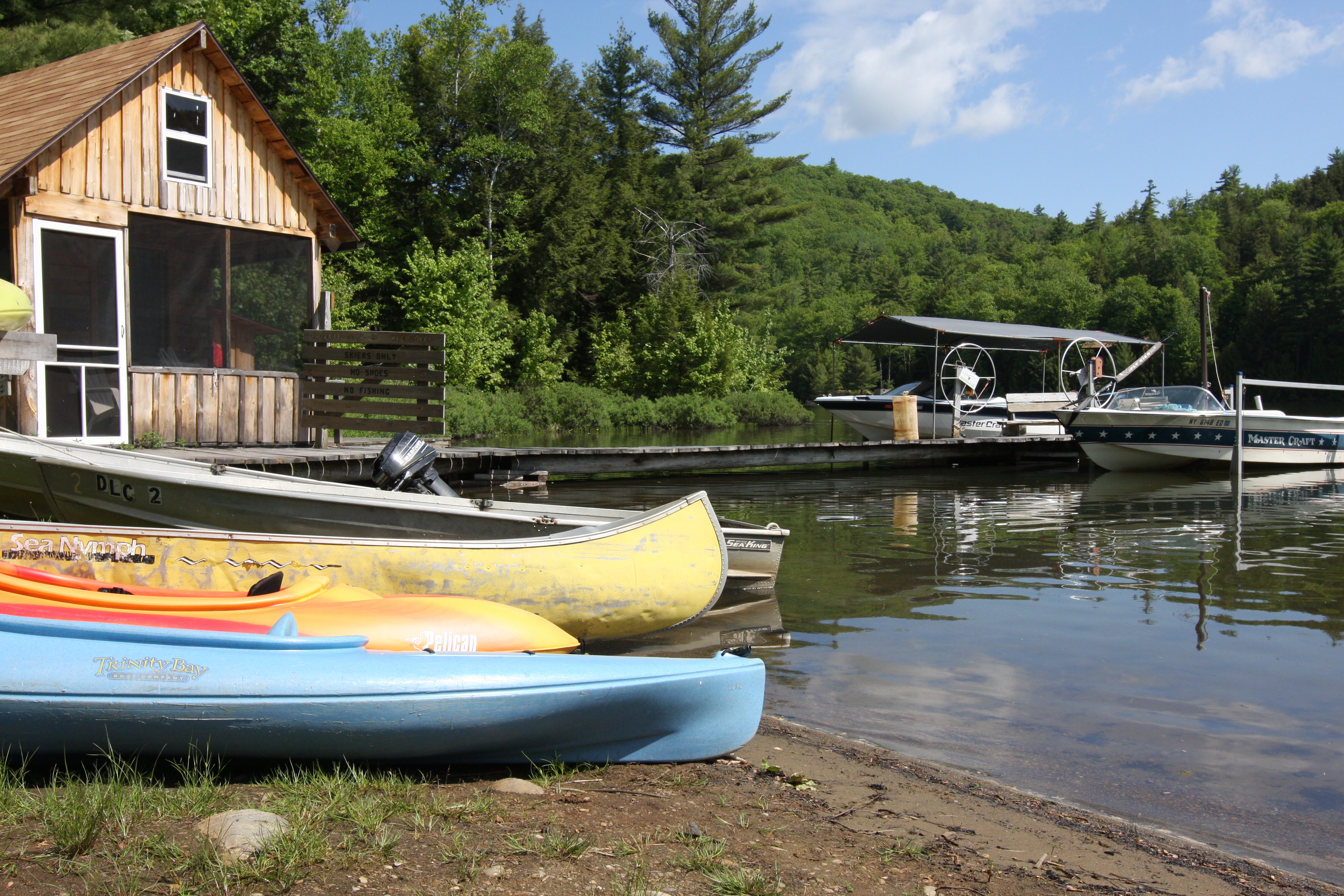 campgrounds kayak