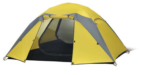 3-seasons tent