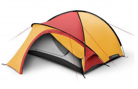 semi geodesic tent  sc 1 st  C&ing tent & Tent shapes