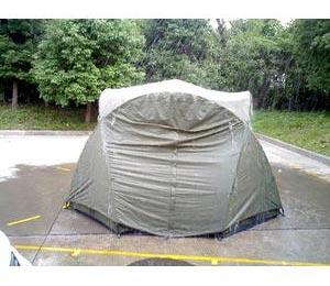tent foil protection